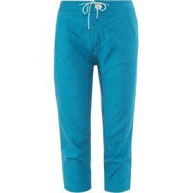 Millet Babilonia Hemp Capri Pants Damen ocean depths